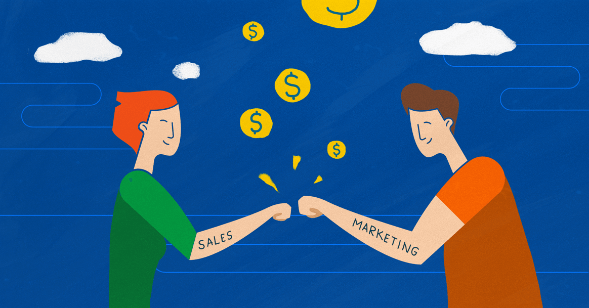 13 Ways Sales and Marketing Can Combine to Close More Deals