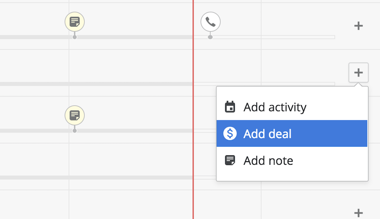 Pipedrive Contact Management