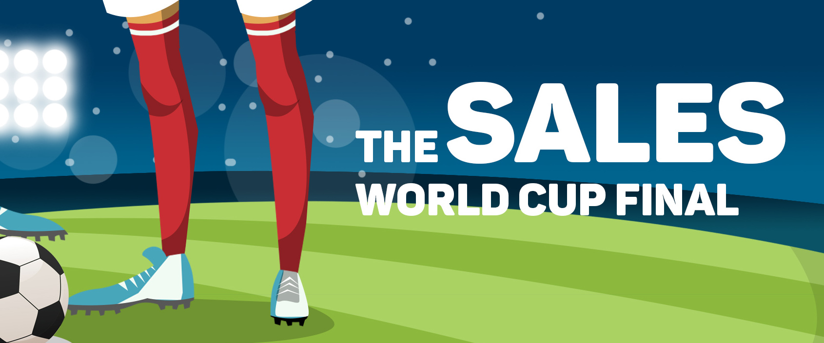 Who Would Win The Sales World Cup Final?