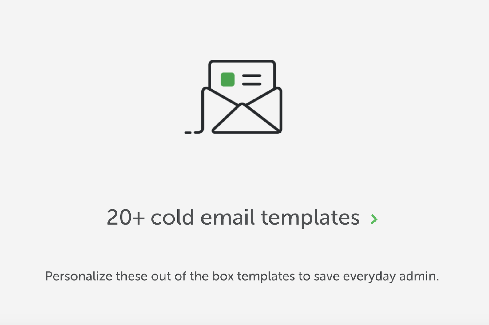 Pipedrive Cold Email Templates