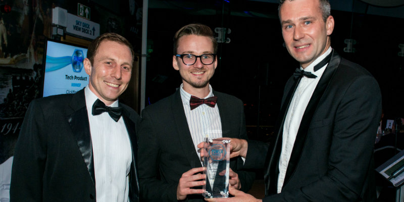 ClickMechanic won Best Tech Product of the Year at the Workshop Power Awards