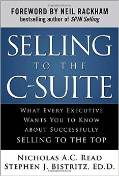selling to the c-suite read bistritz