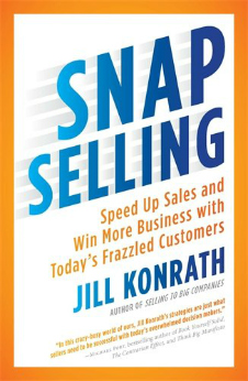 snap selling jill konrath