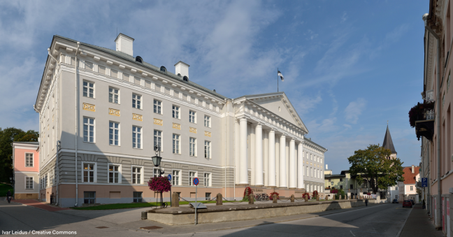 Tartu University Main Building