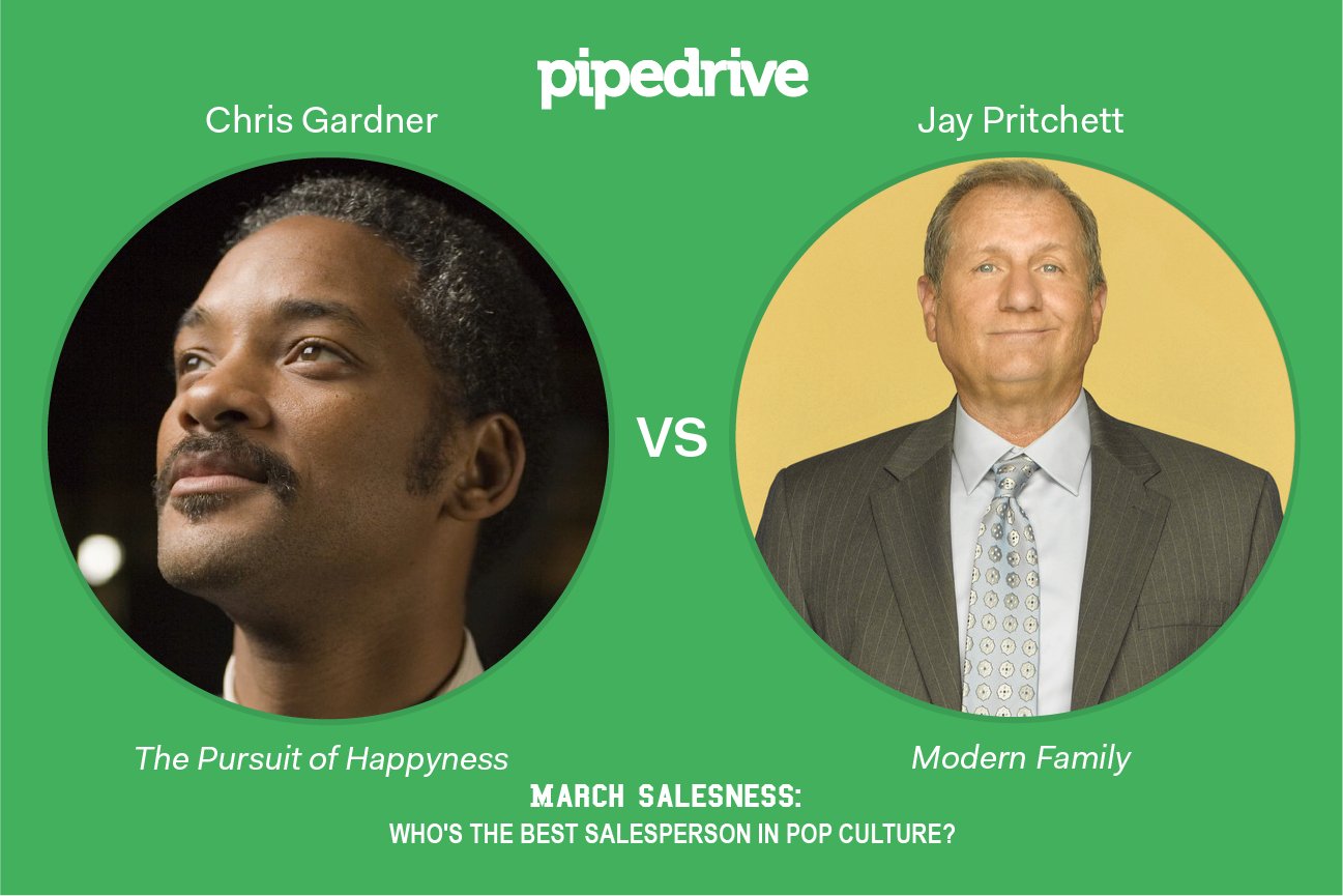 Chris Gardner vs. Jay Pritchett