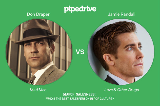 Don Draper vs. Jaime Randall