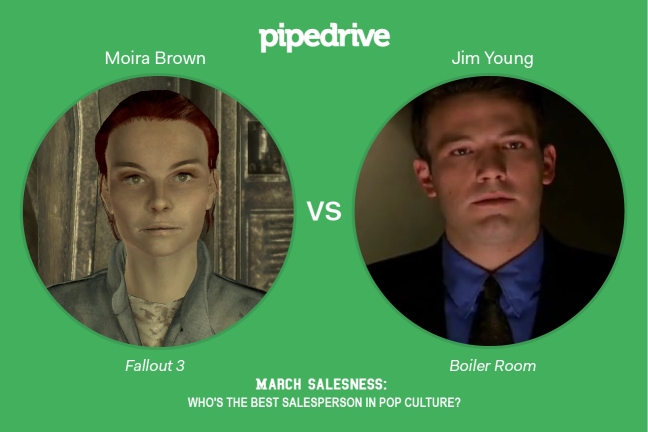 Moira Brown vs. Jim Young
