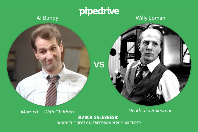Al Bundy vs. Willy Loman