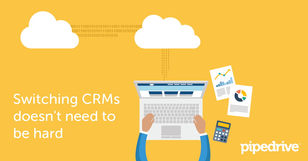 How To Switch CRMs