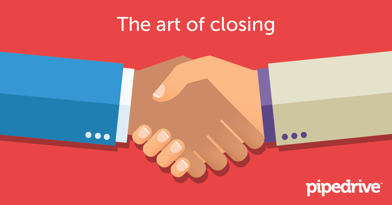 The art of closing