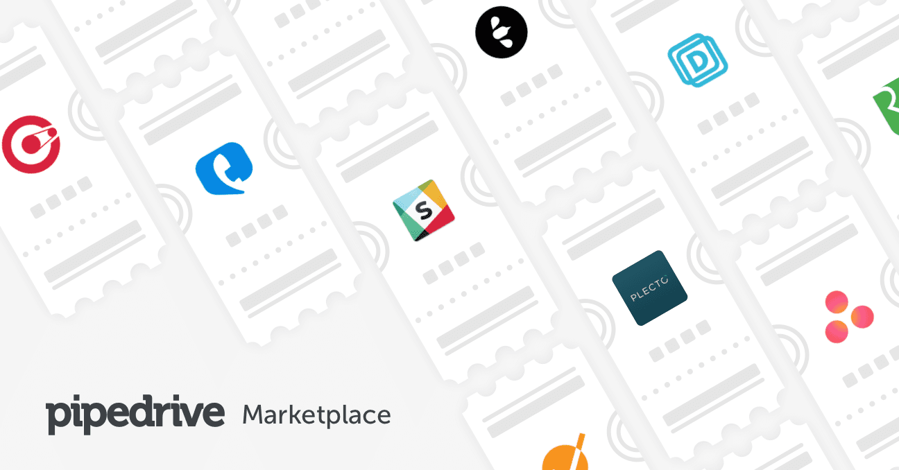 The Pipedrive Marketplace: A Theme Park for Salespeople